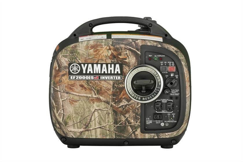 Yamaha EF2000iSCH Inverter Generator Review