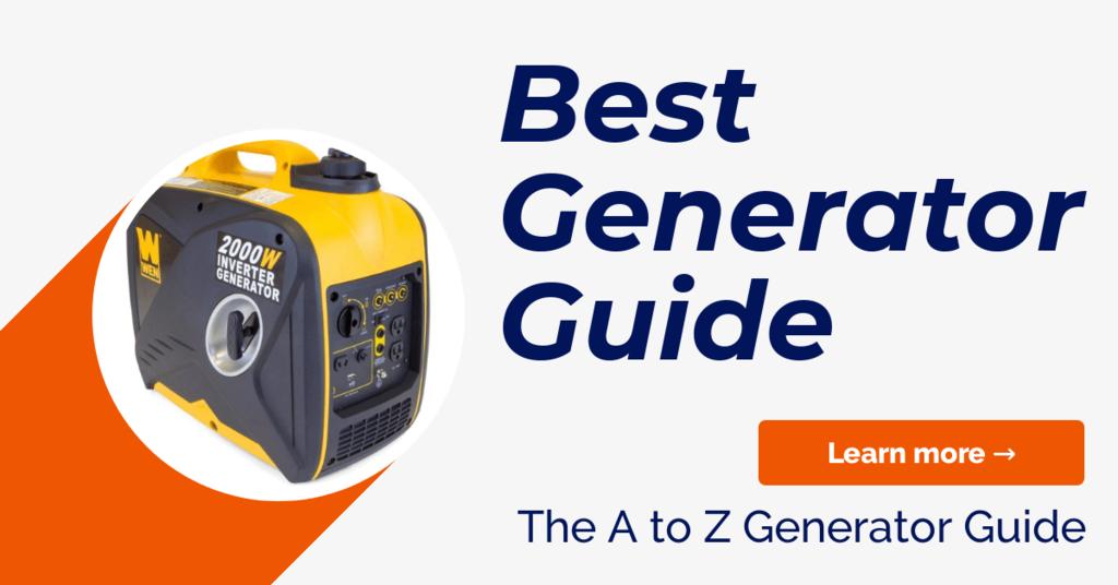 Best Generators Guide