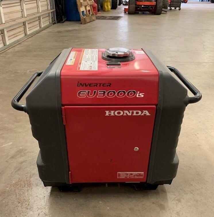 Best 30 Amp Inverter Generator Honda EU3000iS 6