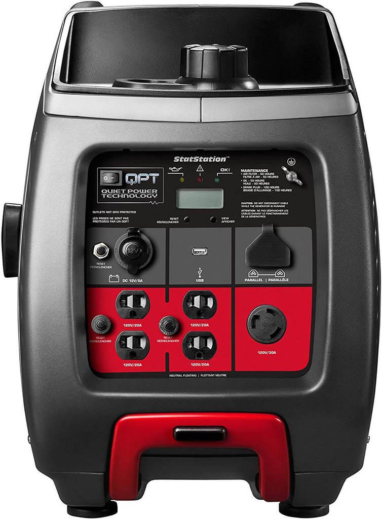 Best 30 Amp Portable Generator Briggs Stratton P3000 Generator 2