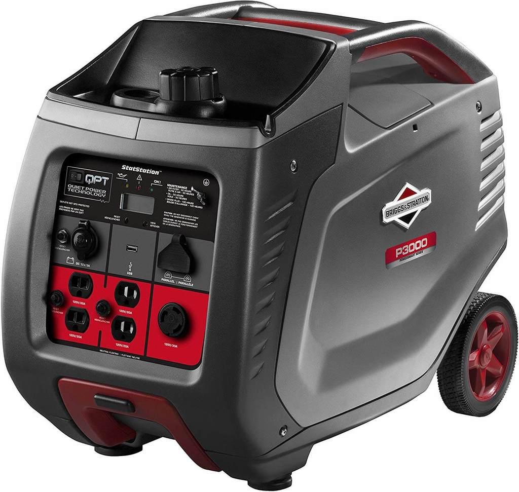 Best 30 Amp Portable Generator Briggs Stratton P3000 Generator 3