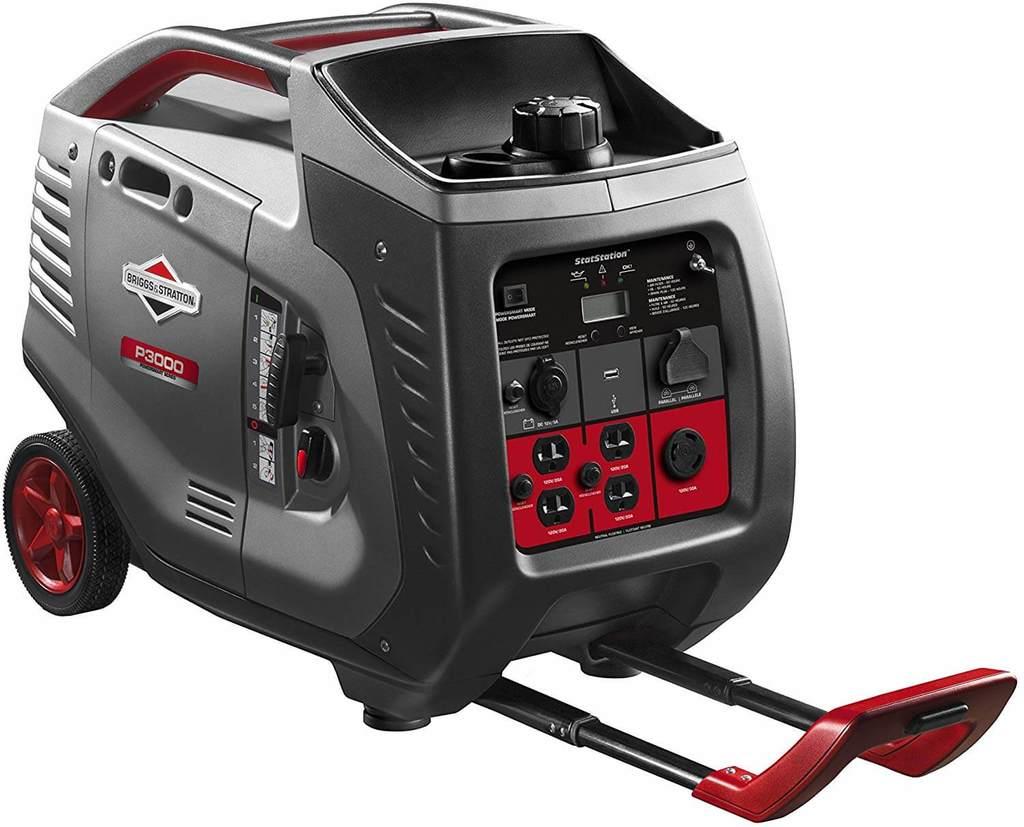 Best 30 Amp Portable Generator Briggs Stratton P3000 Generator 4