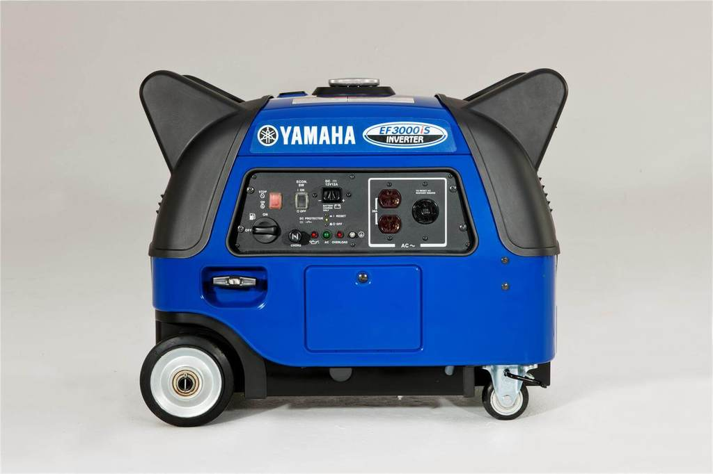 Best 30 Amp Quietest Generator Yamaha EF3000iS 1