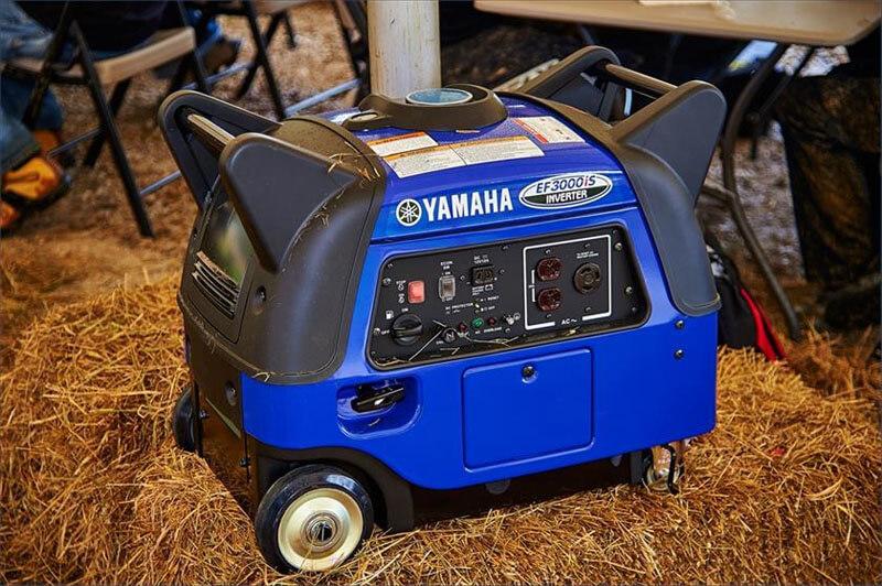 Best 30 Amp Quietest Generator Yamaha EF3000iS 5