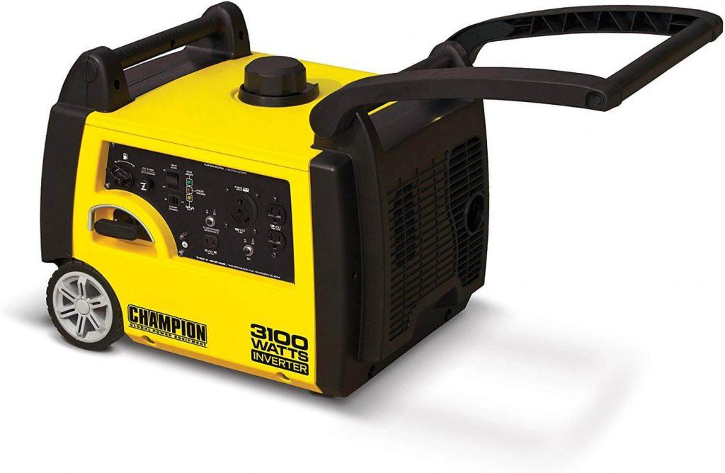 Best Budget 30 Amp Inverter Generator Champion 3100 Watt Inverter Generator 2
