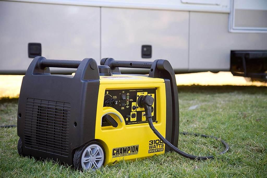 Best Budget 30 Amp Inverter Generator Champion 3100 Watt Inverter Generator 6