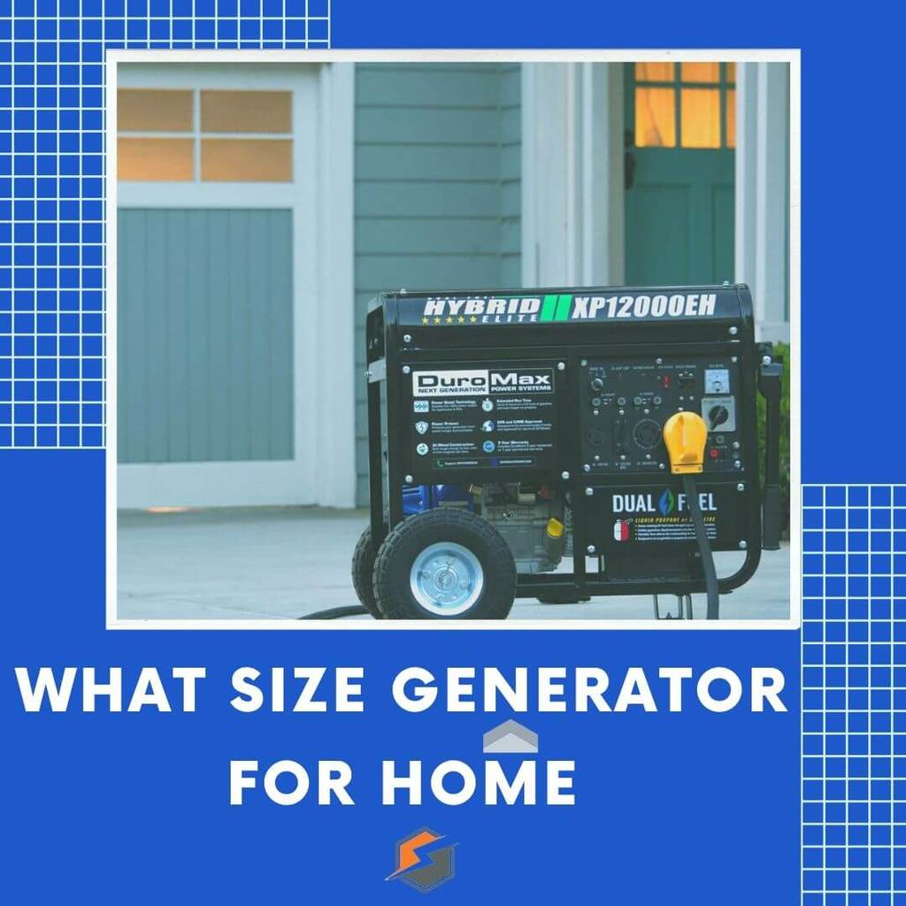 What Size Generator for Home